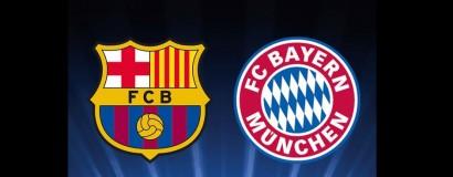 Semi Barca-Bayern