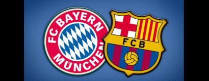 Semi Bayern-Barca