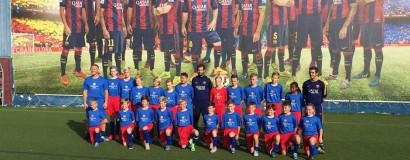 22-30/10 2015 FCBEscola i Barcelona