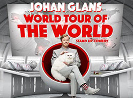 Johan Glans World Tour