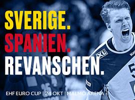 EHF EURO CUP 2018