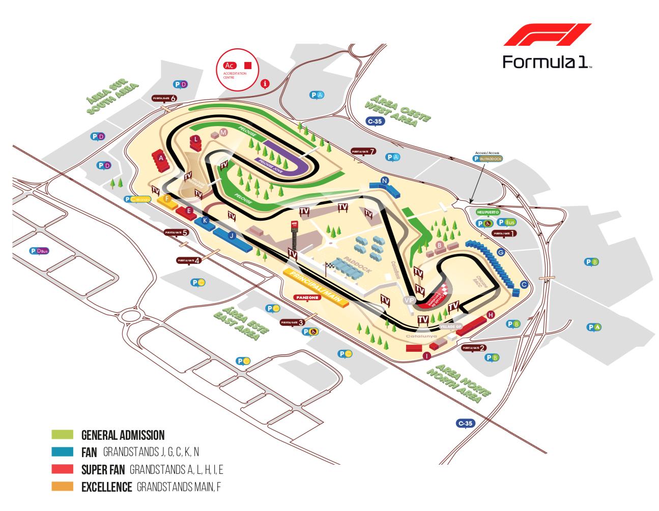 F1 Barcelona banskisss 2020