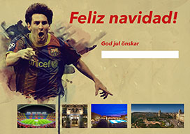 God-jul-Messi