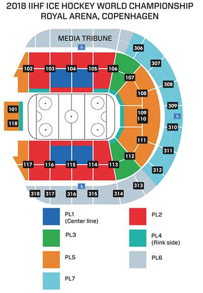 SeatingHockeyRoyalArena