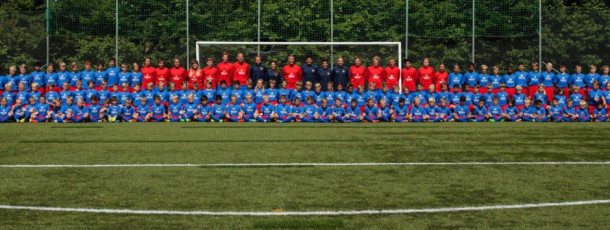 FCB Escola Camp Sweden 2017