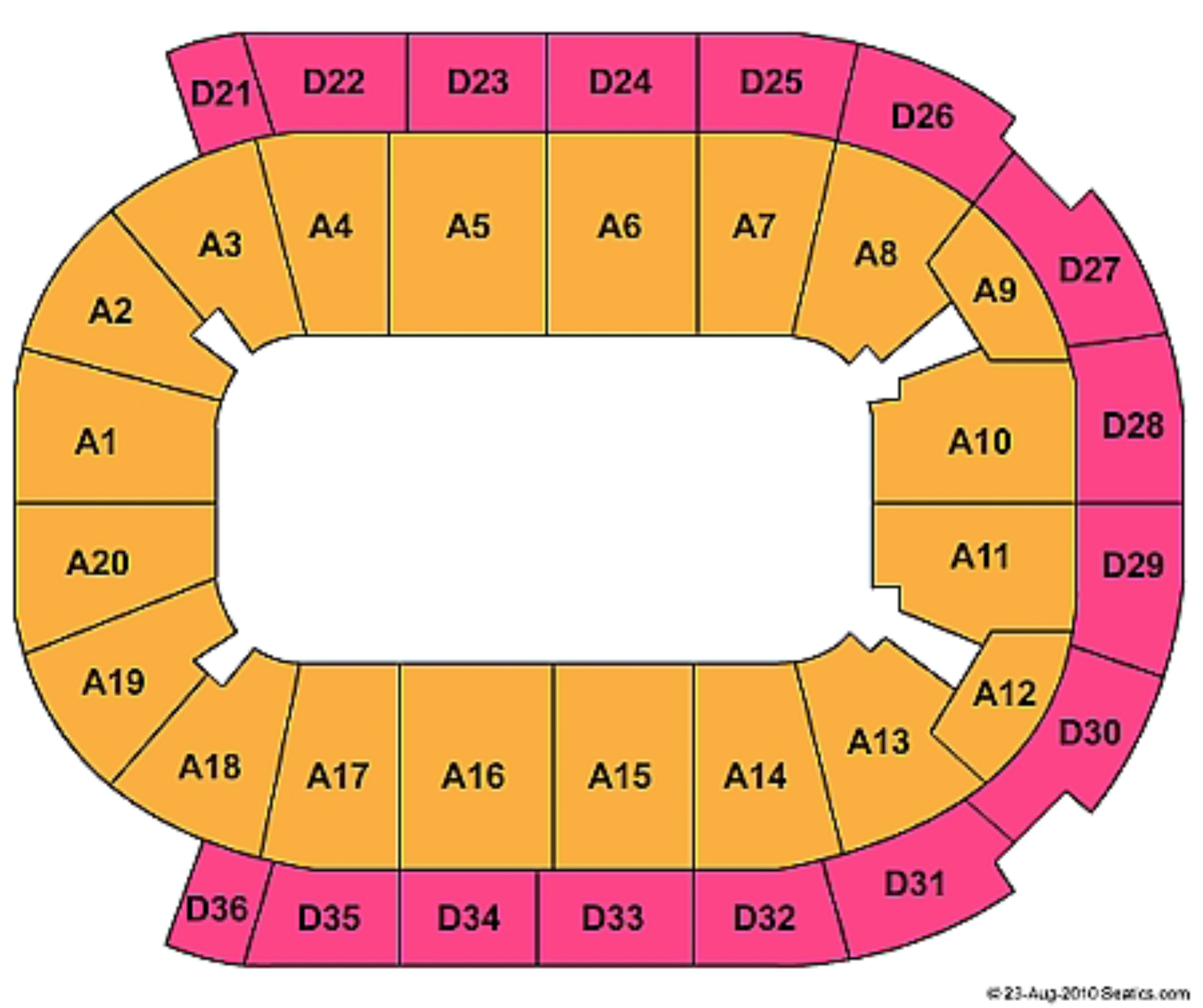 Seating-malmo-arena