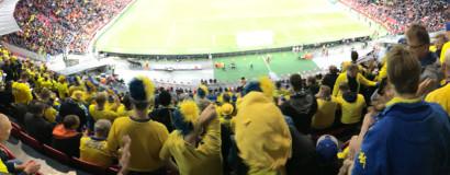 VM-kval Holland-Sverige 2017